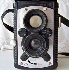 Vintage Wittnette Camera by cynthiasattic on Etsy, $20.00