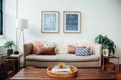 House Tour: Beautiful Bohemian Style Providence Rental | Apartment Therapy