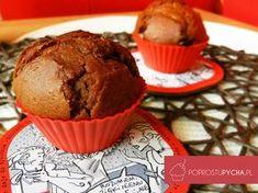 Mega: proste, czekoladowe, pyszne, szybkie- takie są właśnie muffiny z tego przepisu. Moim zdaniem jest to najlepszy przepis na czekoladowe muffinki.