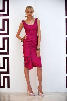 Versace Resort 2009 Fashion Show - Vlada Roslyakova