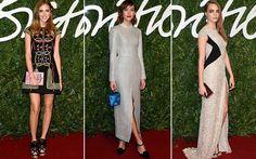 Confira os looks das famosas no British Fashion Awards 2014 - Moda - CAPRICHO