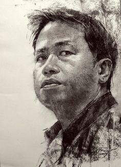 Self Portrait Suwit Jaipom