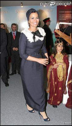Sheikha Mozah of Qatar