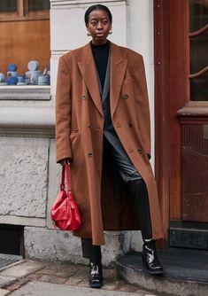 Best Street Style From Copenhagen Fashion Week Fall 2019 - theFashionSpot