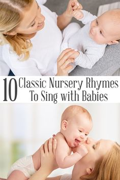 Simple Activities to do with your 1 month old
