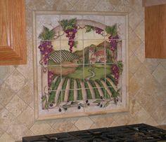 Vineyard Murals