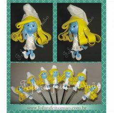 Lembrancinhas de Smurfs para festa infantil - Outros serviços em Natal images - 02