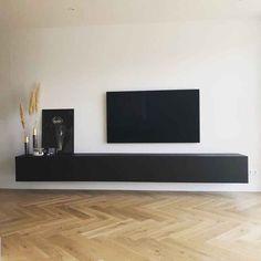 Houten Tv Meubel Zwart.47 Beste Afbeeldingen Van Inspireert Met Hout In 2020 Hout