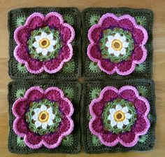 Da's Crochet Connection-Lily Pond CAL