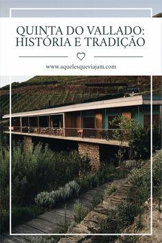 Uma prévia de como é a visita na Quinta do Vallado no Douro #portugal #douro
