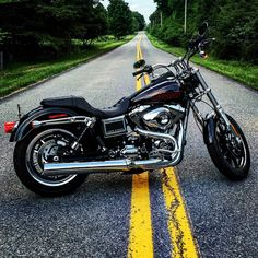 Harley Davidson Dyna Lowrider. Proud owner.