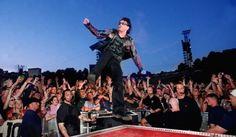 U2 en Slane Castle, Irlanda / 1-09-01