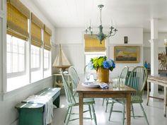 DIY Nantucket Coastal Cottage Makeover !