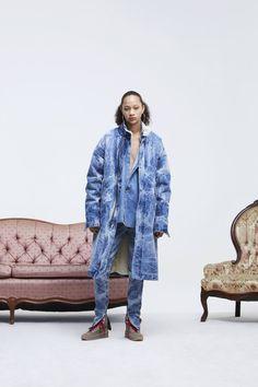 Fear of God Fall 2017 Menswear Collection Photos - Vogue Boho Hippie, Vogue Paris, Kids Fashion, Fashion Show, Men's Fashion, Fashion Brands, Denim Ideas, Knitwear Fashion, Vogue Russia