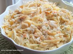 97 best welcome home recipes images on pinterest home blogs pasta