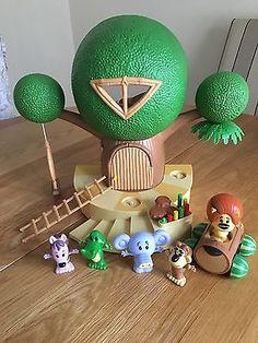 Raa Raa The Noisy Lion Treehouse & Characters