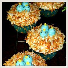 February 23rd, 2011....Baby bird cakes