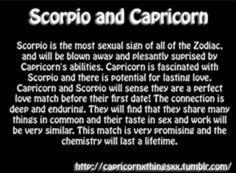 Capricorn match making