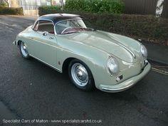 1958 Porsche 356 - Speedster