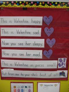 Mrs. Morrow's Kindergarten: Happy Valentine's Day!!!