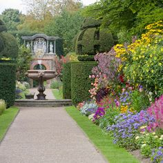Nymans - on the doorstep of Chequers Hotel Pulborough