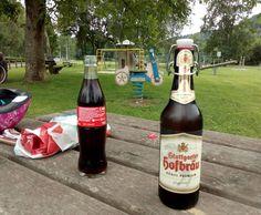 Ein eiskaltes #Bierle zur Pause in #Bieringen   #radlhasen #Neckar #Neckartour #Neckarradweg #Neckarradtour #Neckartal #Fahrrad #Fahrradtour #Radreise #Radurlaub #Radwandern #Bike #bikelover #biketour #biketravel #BW #papablog #papablogger #papa #vatertochter #fatherhood #stolzerpapa #mädchenpapa #bodehase - Eine Papa-Tochter-Radtour