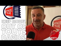 Chris caught up with John Aldridge and Graham Penrose to talk about My Face Value, a new way of fans and supporters purchasing tickets. The Redmen TV is Unce. John Aldridge, Talk To Me, Interview, Hands, Money, Face, Blog, Silver
