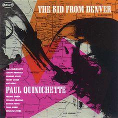 Paul Quinichette - The Kid From Denver (1998)