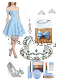 """""""Untitled #9"""" by avikaur on Polyvore featuring Disney, Jimmy Choo and 1928"""