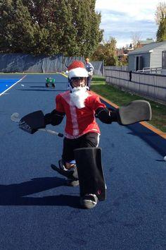 Halloween with #UVa Field Hockey