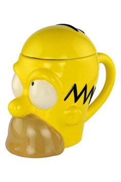 Simpsons Mug Homer 3D