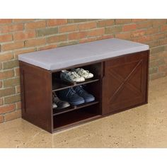 Remarkable Camille Canton Wood Entryway Storage Bench Carpet Beatyapartments Chair Design Images Beatyapartmentscom