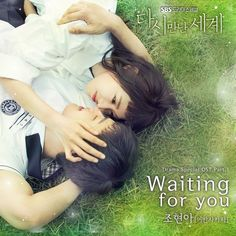 """Waiting For You"" is an OST track recorded by South Korean singer Jo Hyun Ah (Urban Zakapa). It was released on July 2017 by SBS Content Hub. Korean Drama 2017, Korean Drama Movies, Kdrama, Jin Goo, Yours Lyrics, Still Love You, Music Covers, Waiting For You, Popular Music"