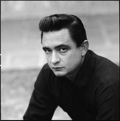 Johnny Cash, classic.