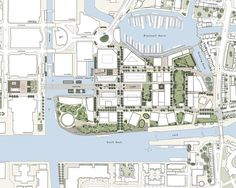 Canary Wharf Group appoints Individual Building Architects for Wood Wharf