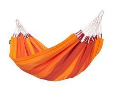 La Siesta Orquidea Single Hammock-Volcano, As Shown Orange Boots, Hammock Accessories, Cable Knit Throw, Sun Sail Shade, Shade Canopy, Hammock Stand, Knitted Throws, Cushion Fabric, Shades Of Red