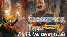 CLOCKWORK TALES Glass und Ink ♥ Teil 13: Das zweite Finale ♥ Wimmelbild ...