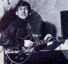 George and his Gretsch