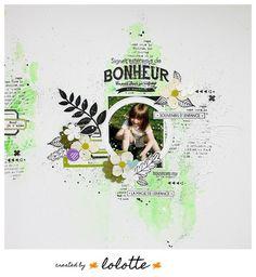 scraplolotte: Signes extérieurs de Bonheur#florilègesaddict#tour...