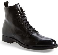 Men's To Boot New York 'Stallworth' Cap Toe Boot