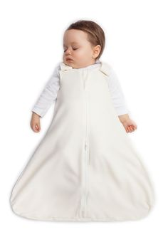 As your baby grows, our Baby Sleeping Bag helps your little one transition easily, so everyone gets a good night's rest. Adjust at shoulders as baby grows Easy diaper change with 2 way zipper Ultra soft and breathable 100% cotton. affiliate