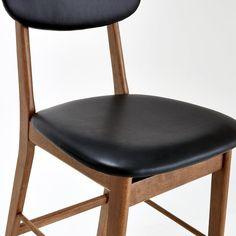 Chaise de bar goncourt bois tabouret industriel en m tal for Chaise watford
