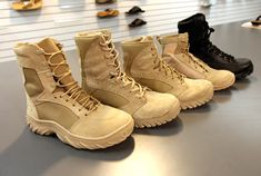 Oakley Military to Civilian Water Boots (NOTCOT)