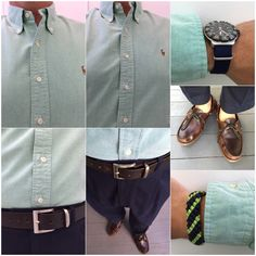 #WIWT a lot of work & no play is not a good balance, I think it will be play time soon. #prepdom #preppy #ootd #topsiding