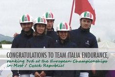 ANOTHER FANTASTIC SPORT NEWS! THE ITALIAN ENDURANCE TEAM, PROTECTED OF COURSE BY KEP ITALIA, IN TEAM BRONZE MEDAL AT THE EUROPEAN CHAMPIONSHIPS! The race was hard and challenging, but in the end the team was able to show their determination and the quality of their rides! BRAVISSIMI!! #endurance #horses #cavalli #sicurezza #campionati