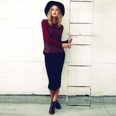 14 Fresh Fall Pieces for Downtown Girl Style via @WhoWhatWear