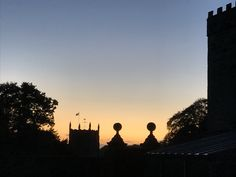Medieval Castle, Celestial, Sunset, Outdoor, Outdoors, Outdoor Games, Sunsets, The Sunset