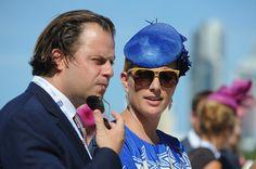 Zara Phillips Photos - Celebrities Attend Magic Millions Race Day - Zimbio