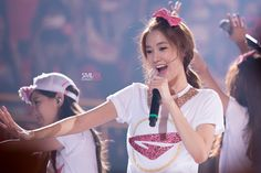 Yoona SNSD ★ Girl Generation Tour - Indonesia