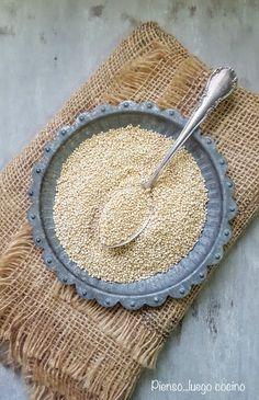 Quinoa - Pienso...luego cocino